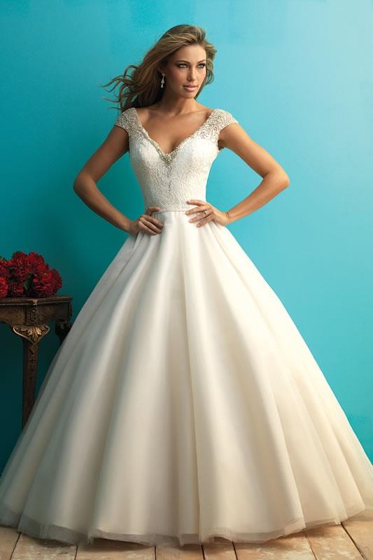 Allure Wedding Dresses | Latest Allure Wedding Dresses And UK Stockists