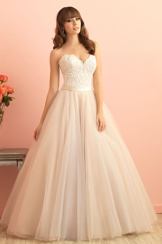 Allure wedding dresses latest allure wedding dresses and for Allure romance wedding dress