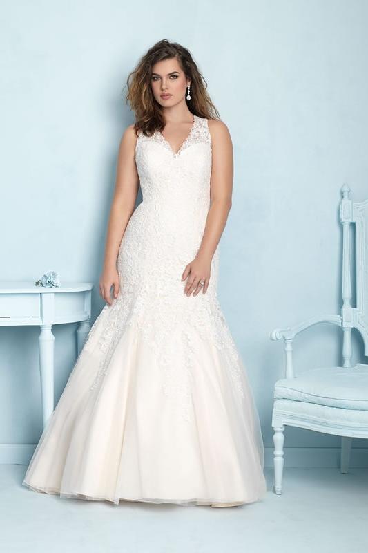 Allure wedding dresses latest allure wedding dresses and for Allure long sleeve wedding dress