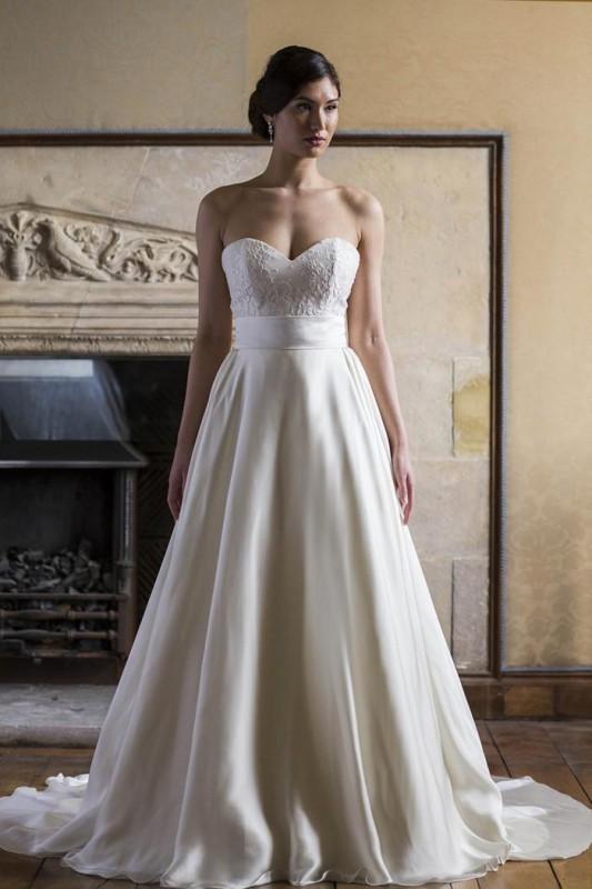 Wedding dress designers augusta jones flower girl dresses for Wedding dresses in augusta ga