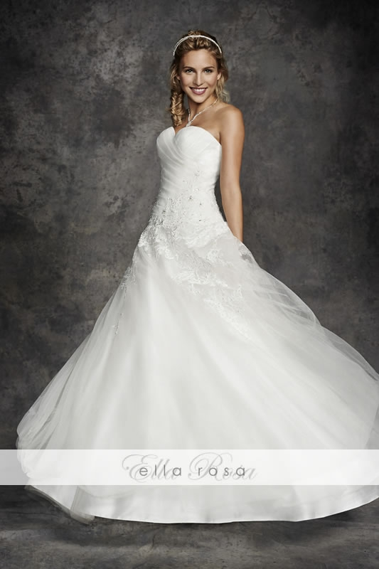Ella Rosa Wedding Dresses And Stockists Uk