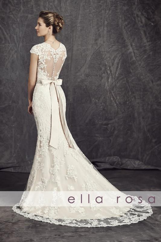 Ella rosa wedding dresses latest ella rosa wedding for Ella rose wedding dress
