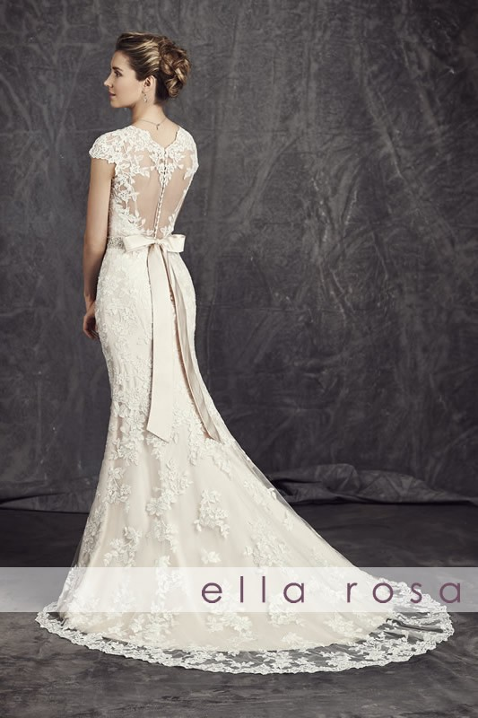Ella Rosa Wedding Dresses Latest Ella Rosa Wedding