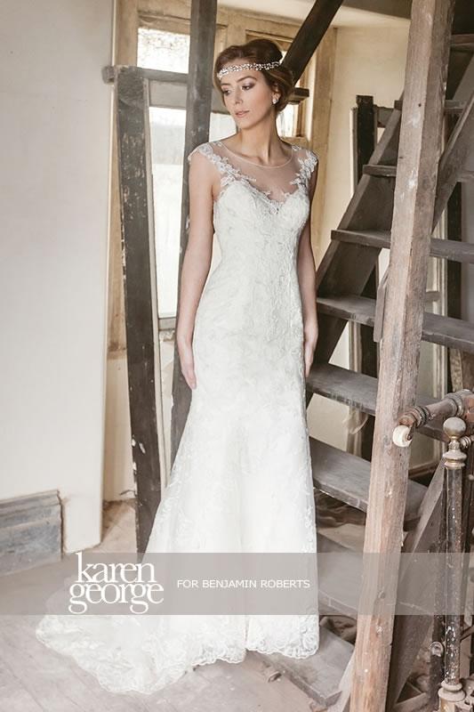 Karen George Wedding Dresses | Latest Karen George Wedding Dresses ...