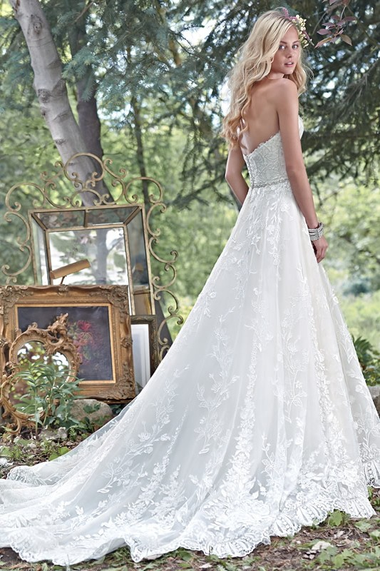 Maggie Sottero Wedding Dresses Latest Maggie Sottero Wedding Dresses And Uk Stockists