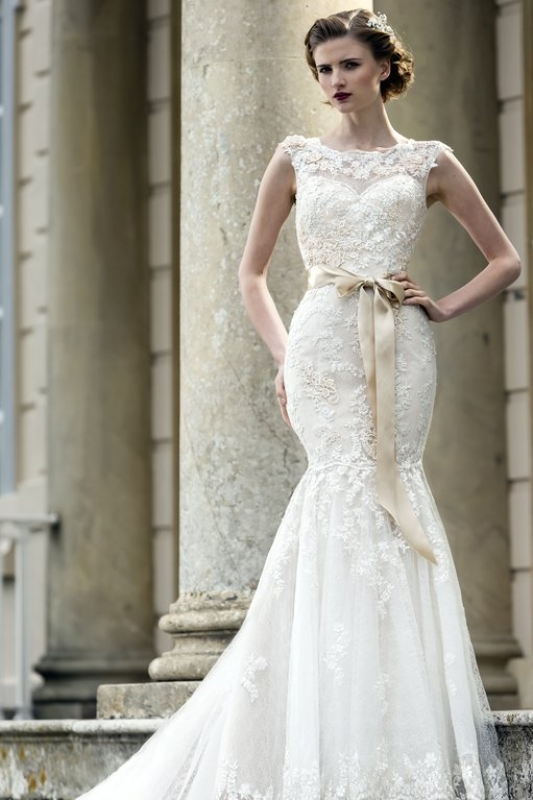 Nicki Flynn Wedding Dresses | Latest Nicki Flynn Wedding Dresses ...