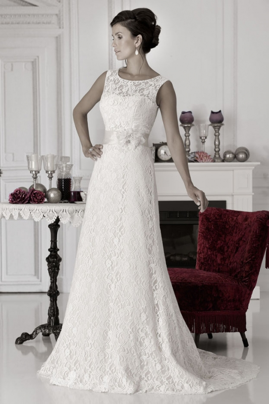 Pure Wedding Dresses