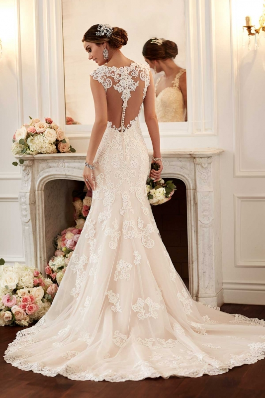 Wedding Dresses For   On   U K : Wedding dresses latest stella york and uk stockists