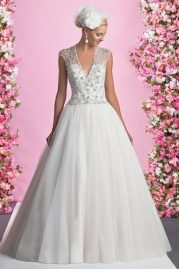 Alexia Bridal Wedding Dress 1075