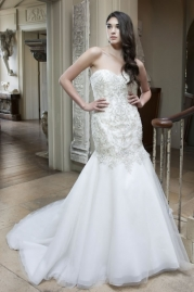 Alexia Bridal Wedding Dress W406