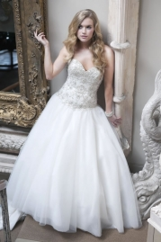 Alexia Bridal Wedding Dress W407
