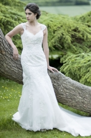Alexia Bridal Wedding Dress W409