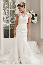 Alexia Bridal Wedding Dress W421