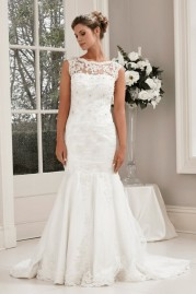 Alexia Bridal Wedding Dress W422