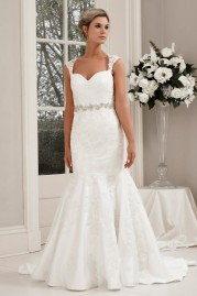 Alexia Bridal Wedding Dress W429