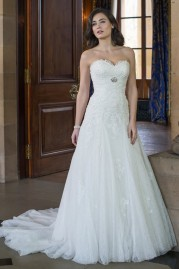 Alexia Bridal Wedding Dress W434