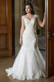 Alexia Bridal Wedding Dress W435