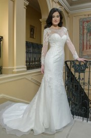 Alexia Bridal Wedding Dress W444