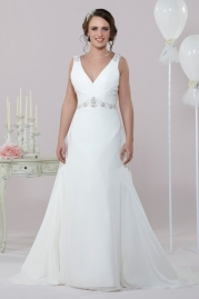Alexia Daisy Wedding Dress D017