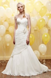 Alexia Daisy Wedding Dress D030