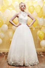 Alexia Daisy Wedding Dress D035