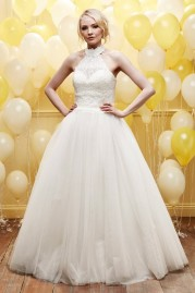 Alexia Daisy Wedding Dress D036