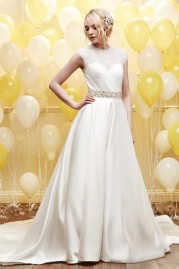 Alexia Daisy Wedding Dress D037
