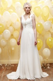 Alexia Daisy Wedding Dress D038