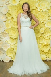 Alexia Daisy Wedding Dress D042