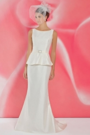 Alexia Ivory Wedding Dress I101