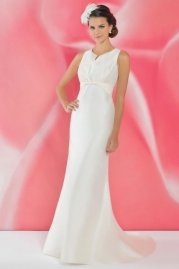 Alexia Ivory Wedding Dress I103