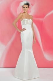 Alexia Ivory Wedding Dress I108