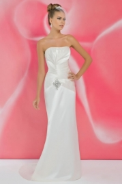 Alexia Ivory Wedding Dress I111