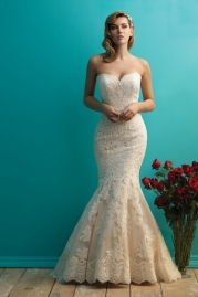 Allure Bridals Wedding Dress 9250