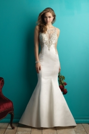 Allure Bridals Wedding Dress 9252