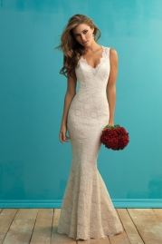 Allure Bridals Wedding Dress 9253
