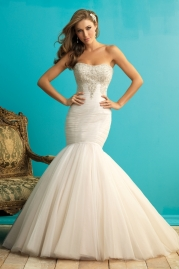 Allure Bridals Wedding Dress 9258