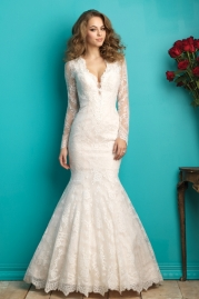 Allure Bridals Wedding Dress 9260