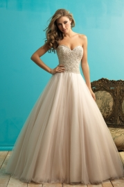 Allure Bridals Wedding Dress 9262