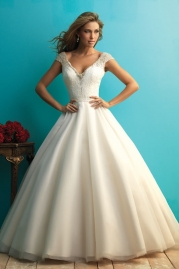 Allure Bridals Wedding Dress 9265