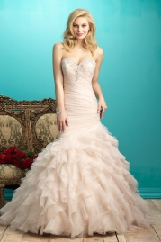 Allure Bridals Wedding Dress 9267