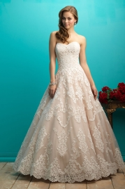 Allure Bridals Wedding Dress 9268