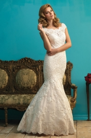 Allure Bridals Wedding Dress 9271