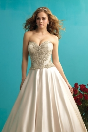 Allure Bridals Wedding Dress 9273