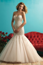 Allure Bridals Wedding Dress 9275