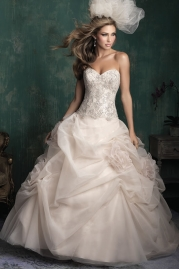 Allure Couture Wedding Dress C340