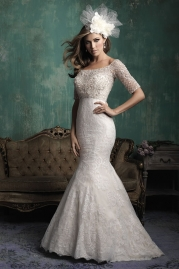 Allure Couture Wedding Dress C341