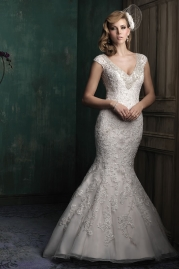 Allure Couture Wedding Dress C342