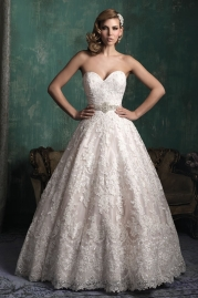 Allure Couture Wedding Dress C345