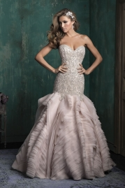 Allure Couture Wedding Dress C346